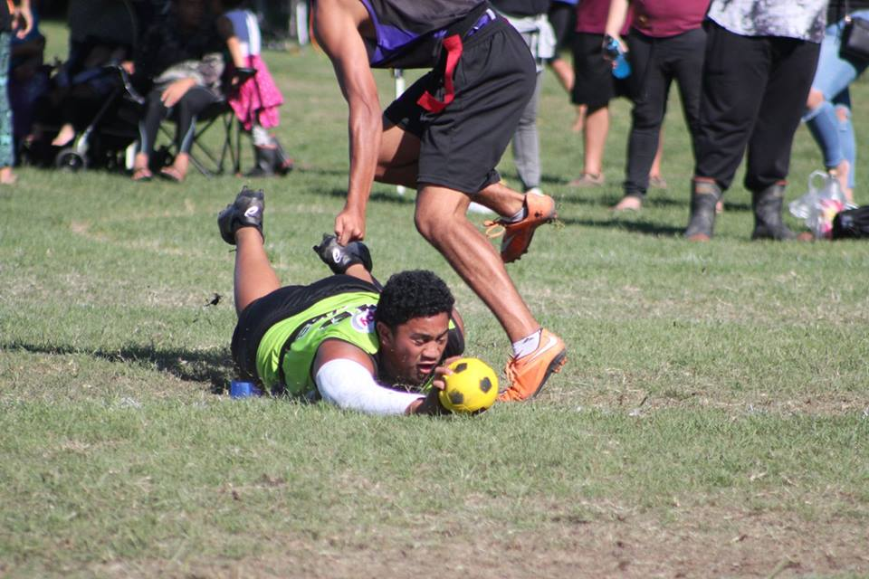 Te Kuiti High School - 2018 Secondary School Ki o Rahi Nationals