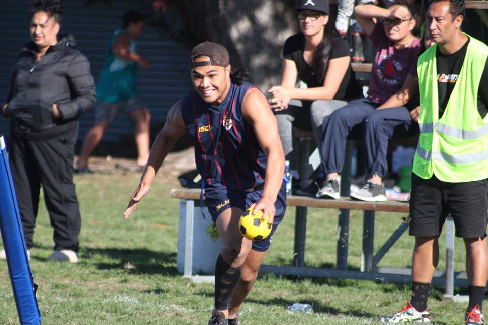 2018 NZ Secondary School Ki o Rahi Nationals - Rotorua Boys player