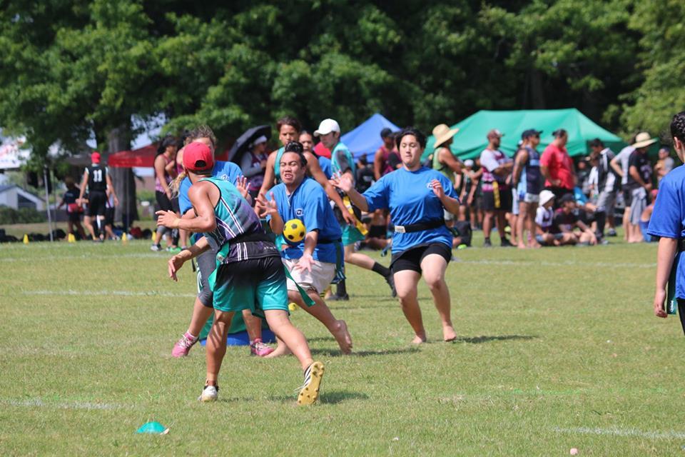 2019 New Zealand Area Schools National Ki o Rahi Tournament