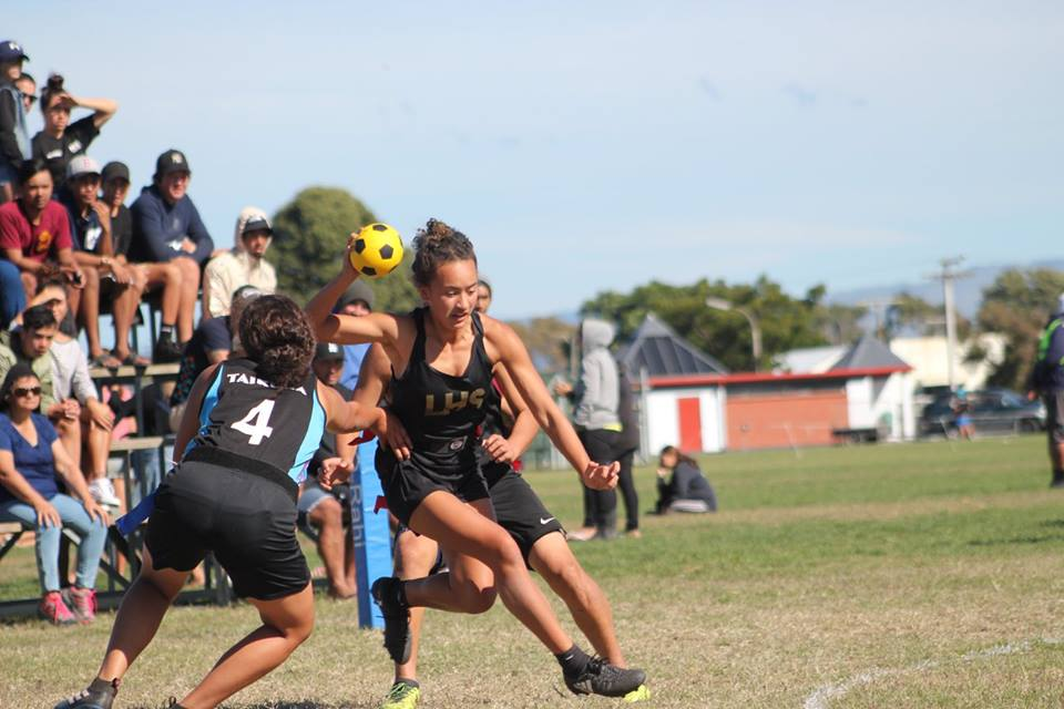 2018 NZ Secondary School Ki o Rahi Nationals - Lytton High School