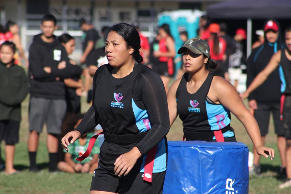 2018 NZ Secondary School Kī o Rahi Nationals - TKKM o Horouta Wānanga Kaitiaki