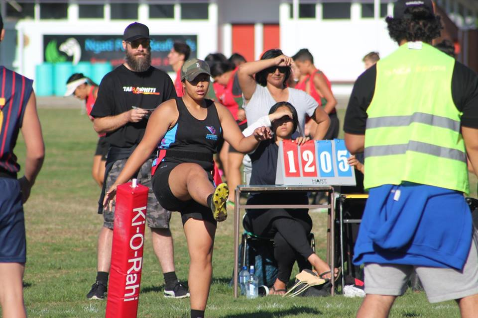 2018 NZ Secondary School Kī o Rahi Nationals - TKKM o Horouta Wānanga