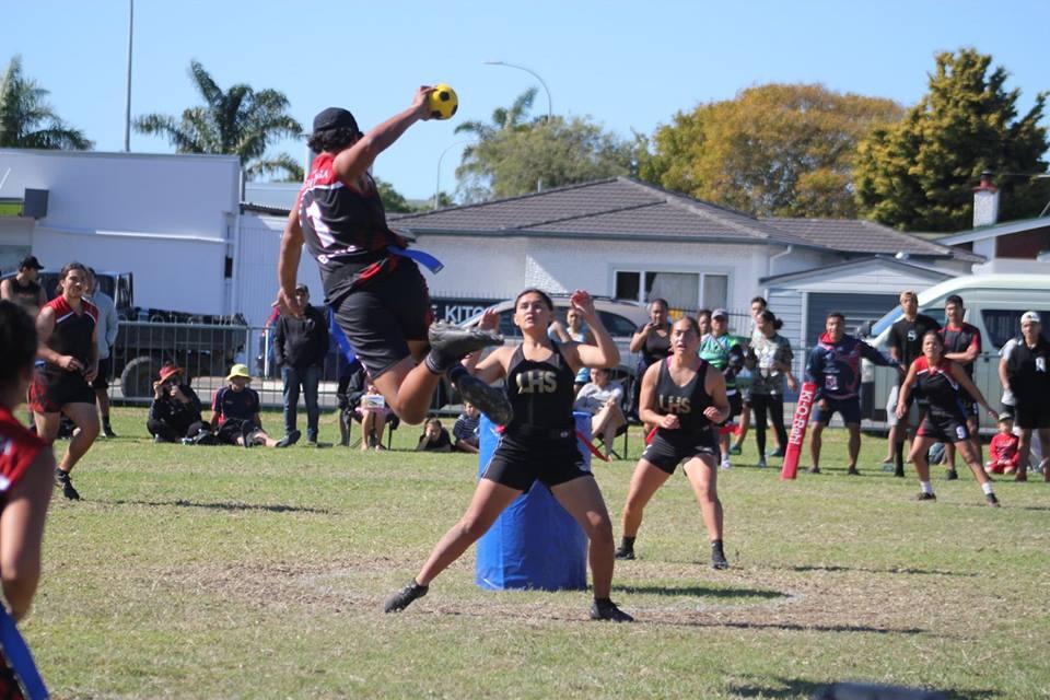 2018 NZ Secondary School Ki o Rahi Nationals - Te Wharekura o Rākaumangamanga
