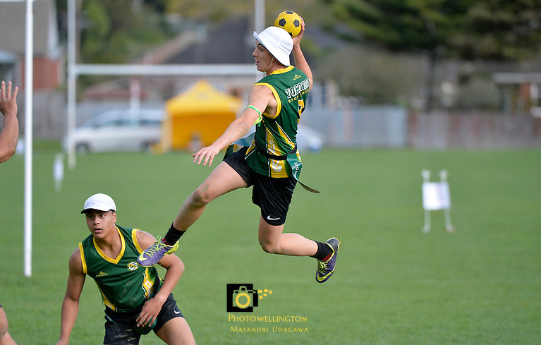 2014 NZ Secondary School Ki o Rahi Nationals - Tokoroa High School
