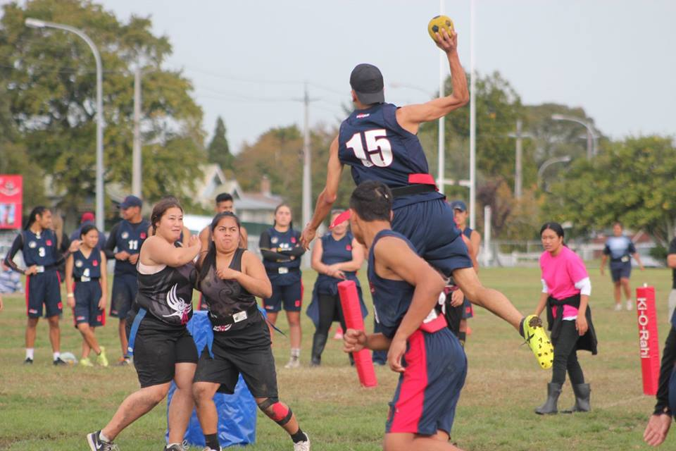 2018 NZ Secondary School Ki o Rahi Nationals - Hastings Boys