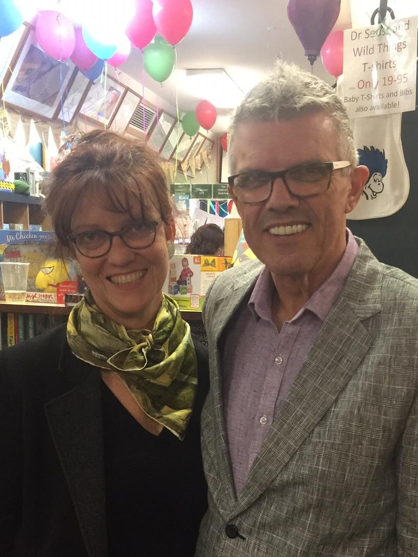 Margrete Lamond & Mark Macleod