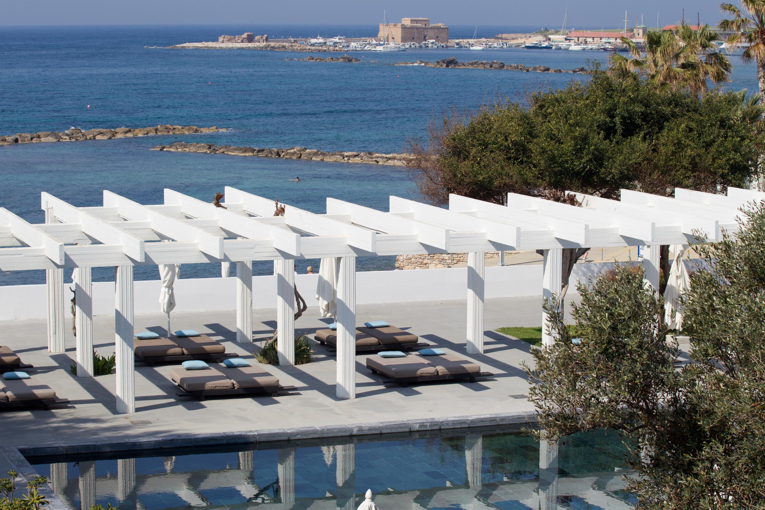 Almyra Seafront Hotel Cyprus