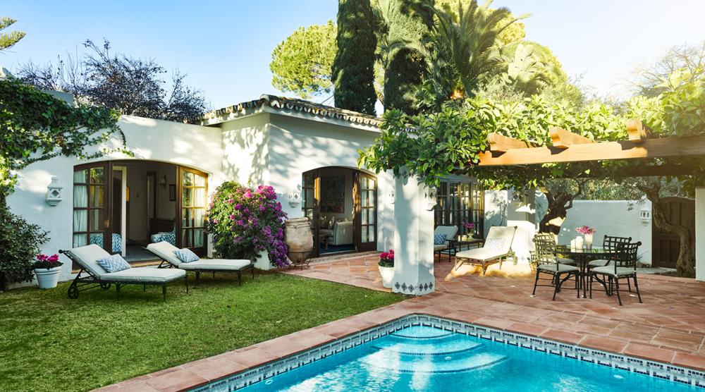 Villa Romeo Fachada