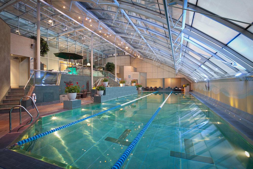 The Peak Health Club & Spa - Pool.JPG