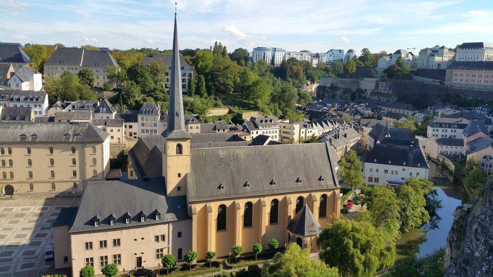 The Neumünster Abbey