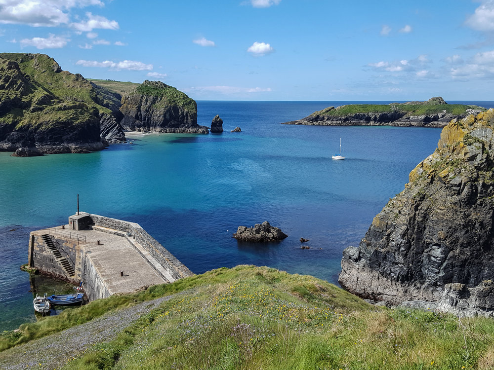 Mullion Harbour