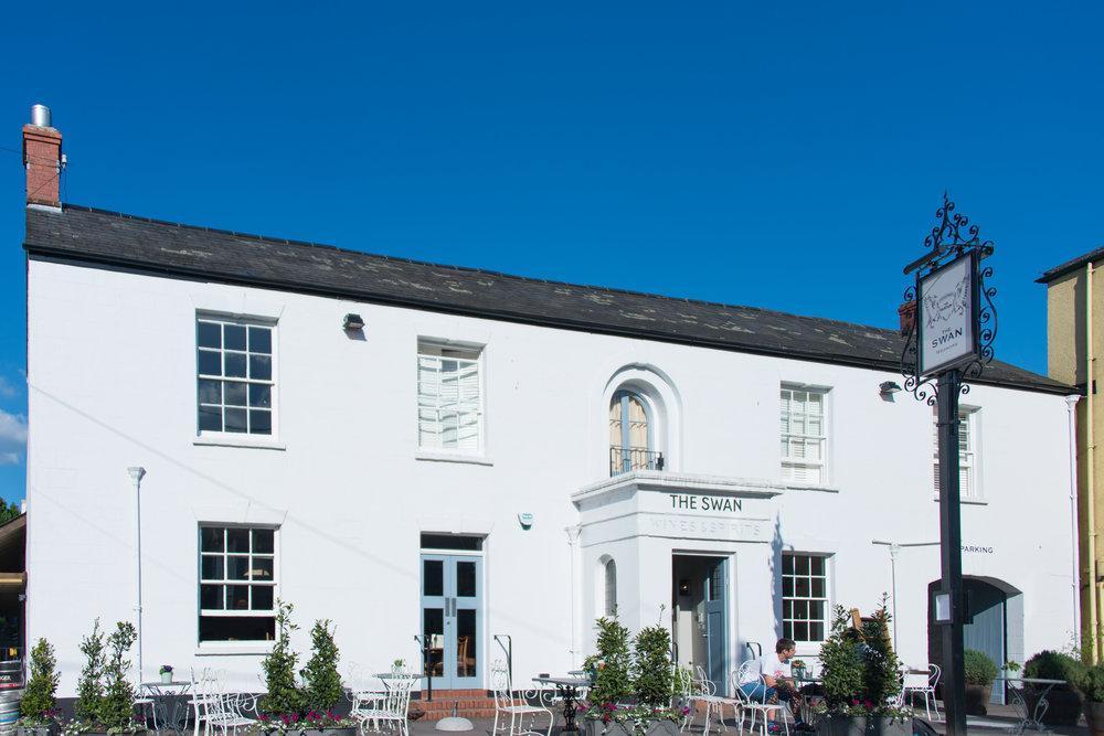 Village pub The Swan