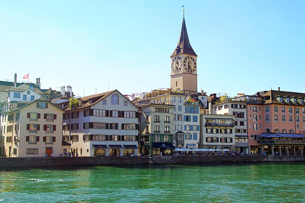 St. Peter Church, Zürich