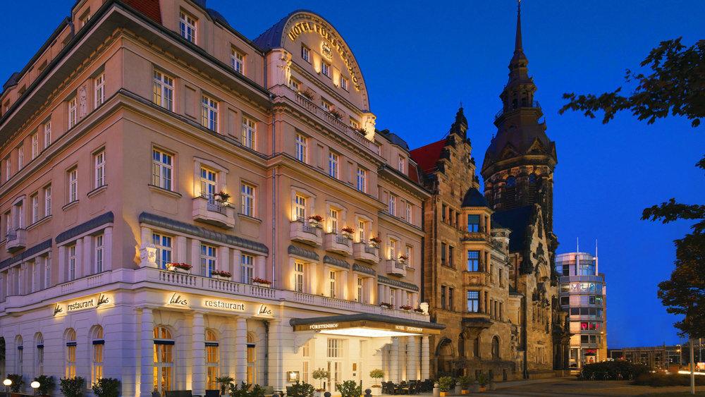 History in and around Hotel Fürstenhof