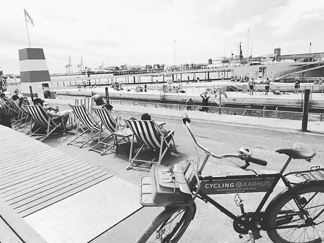 That's a nice spot in Aarhus.💥💥