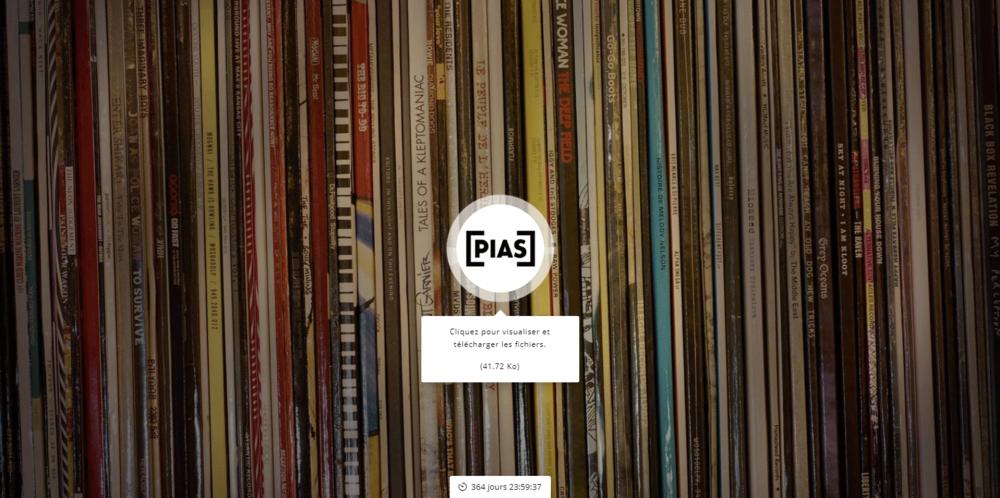 Pias - Label de musique