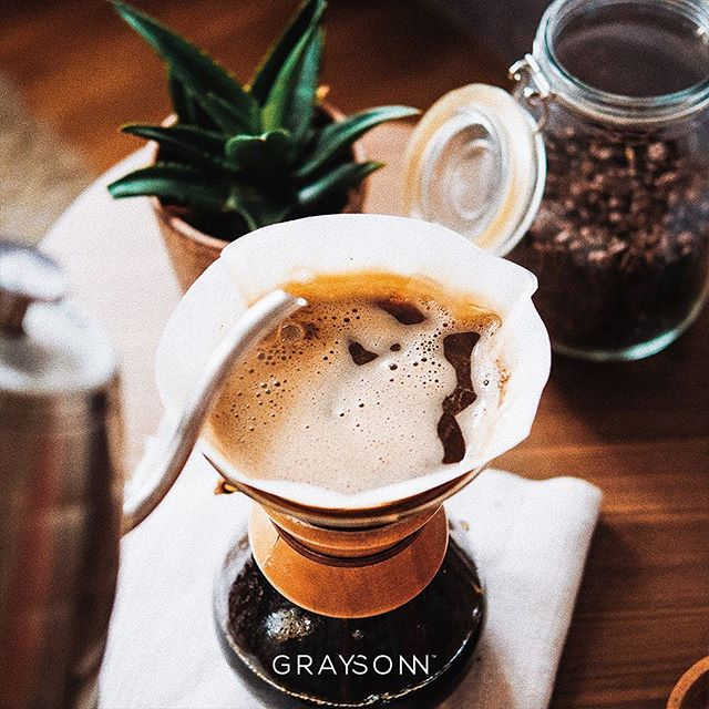 Coffee first. Good morning, and enjoy your day! ☕️. . #graysonn #committedtoclassics