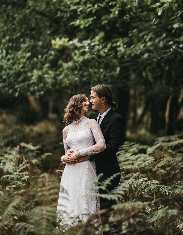National Park Wedding