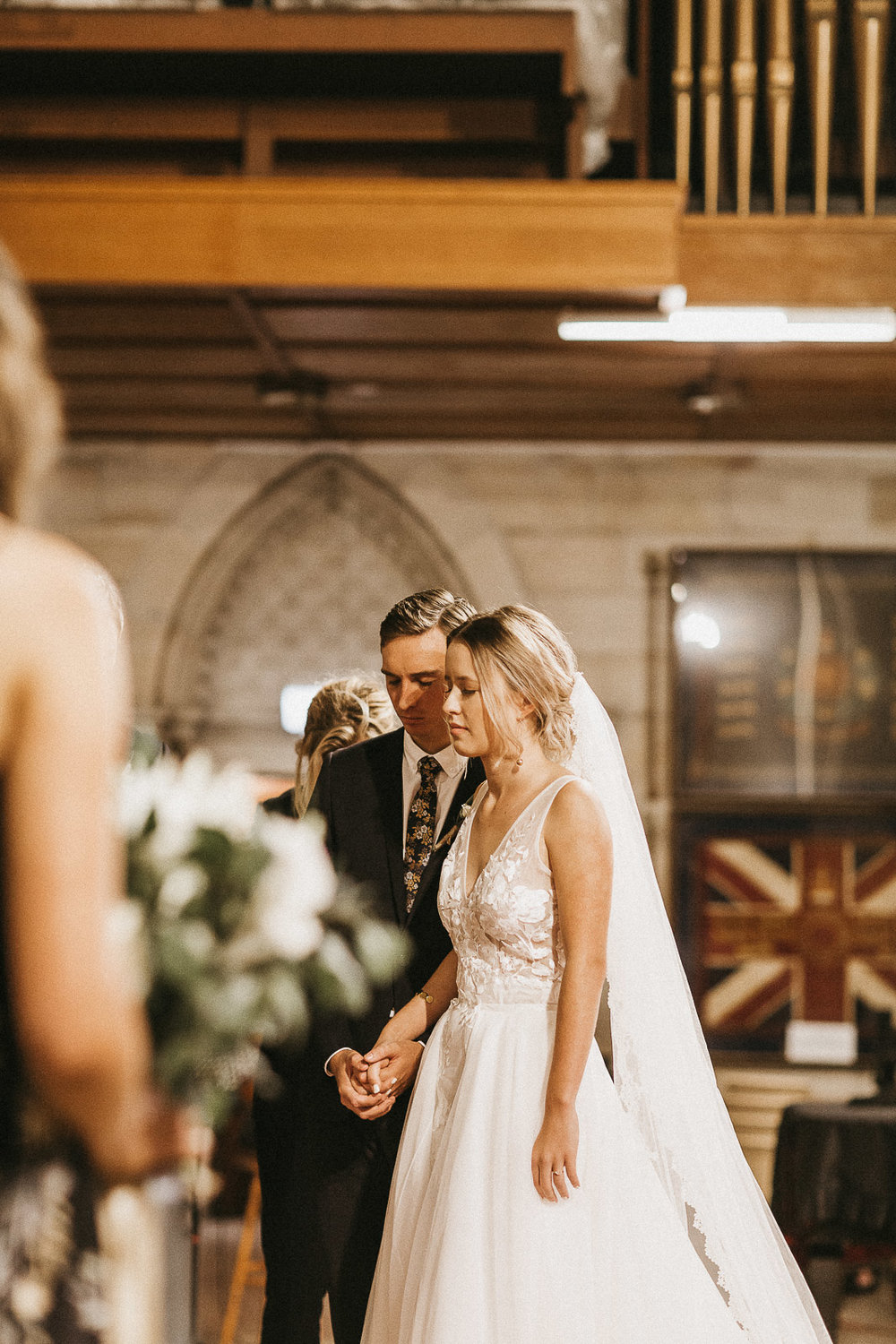 St Thomas North Sydney Wedding