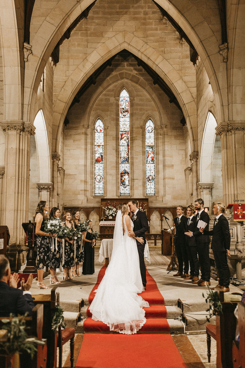 St Thomas Anglican Church North Sydney Wedding Photos .jpg