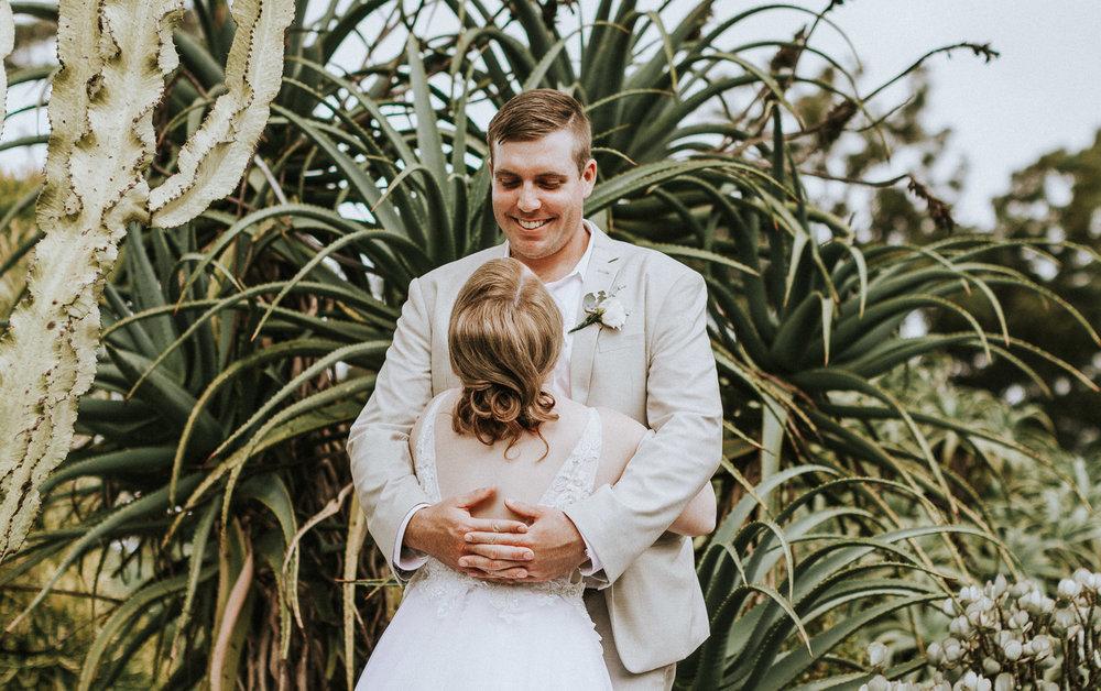Wollongong Botancial Gardens Wedding