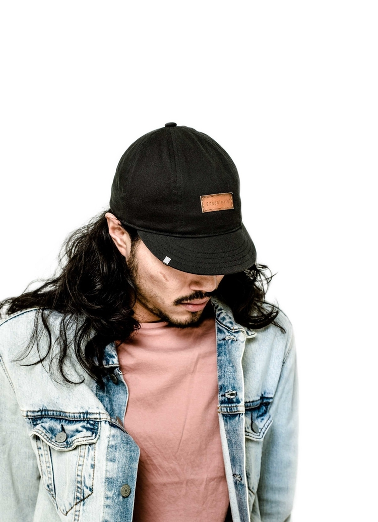 55c4a46866f Equanimity. IT S ALL IN YOUR HAT. CLASSIC CYCLING CAP - BLACK ...