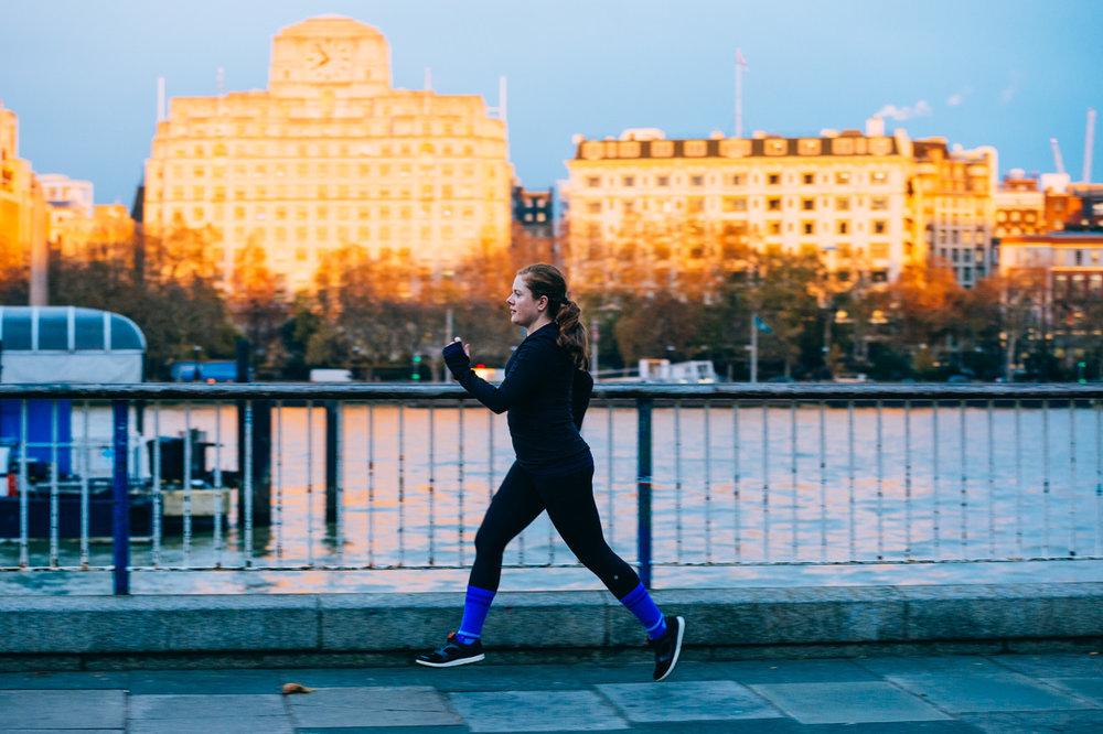 A Pretty Place to Play - Edinburgh Marathon DNS