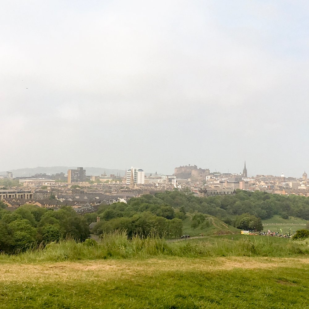A Pretty Place To Play Edinburgh 5k