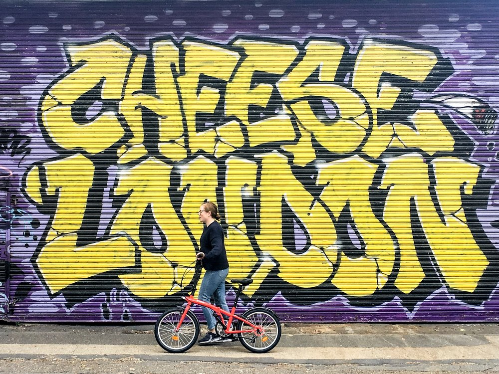 What it's really like to cycle in London - A Pretty Place to Play