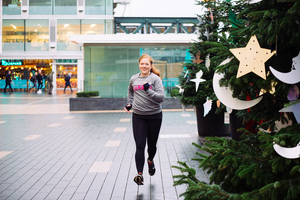 Finding Balance at Christmas - A Pretty Place to Play, London Running and Fitness Blog