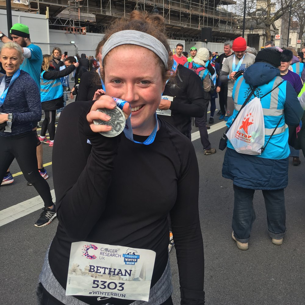 2018 Year in Review - A Pretty Place to Play, London Running and Fitness Blog