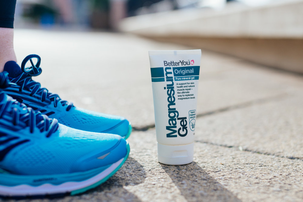 Why Does Topical Magnesium Sting? - A Pretty Place to Play, London Running and Fitness Blog