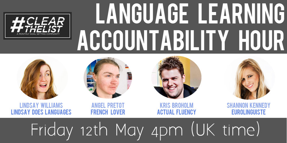 Clear The List - Language LEarning Accountability Hour 12.5.17 rectangle image.jpg