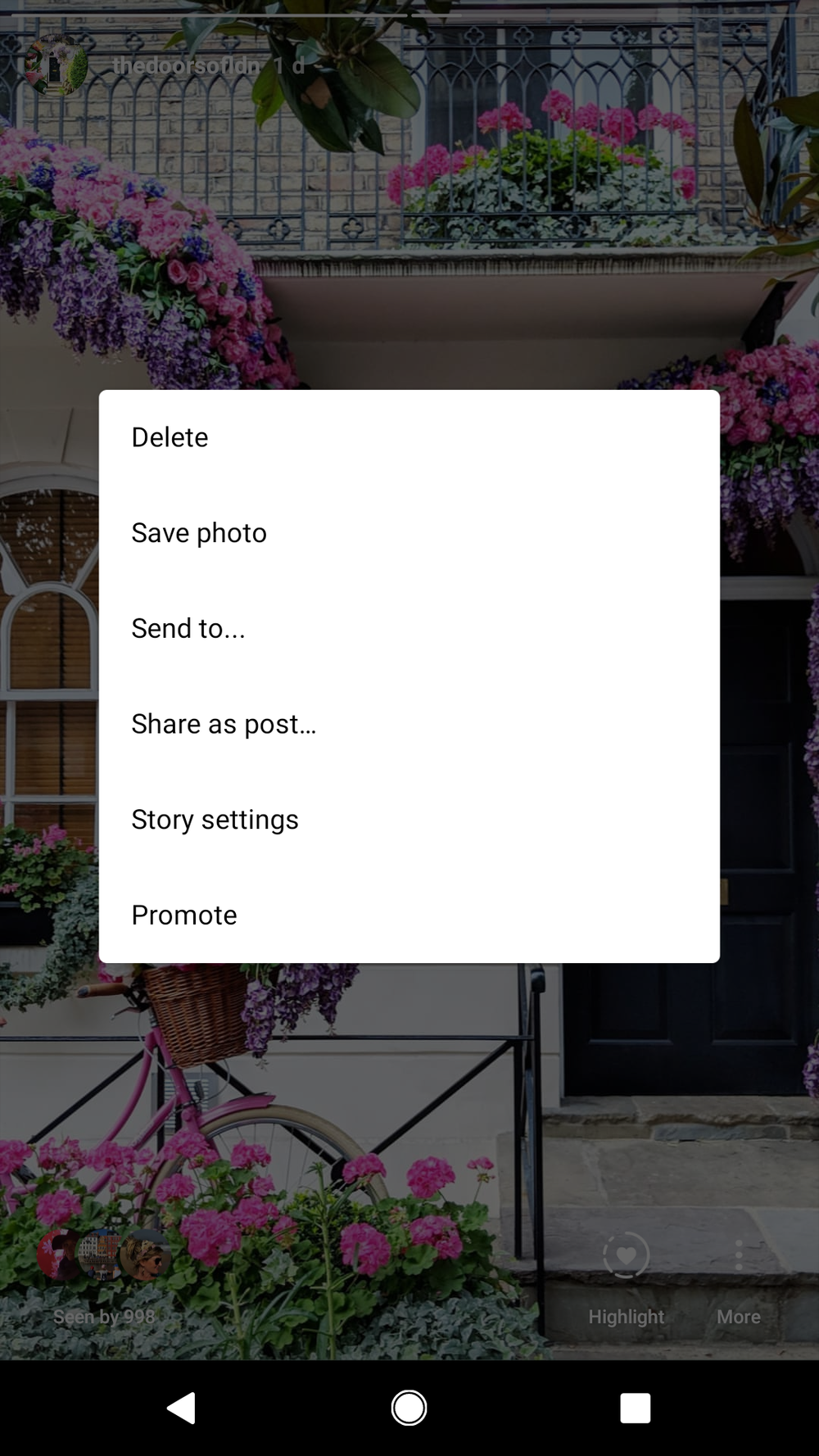 How to save Instagram Stories