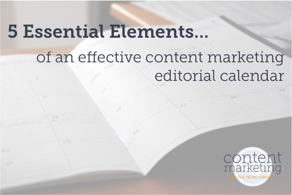 could you benefit from adding an editorial calendar to your real estate content marketing strategy the answer is most likely yes