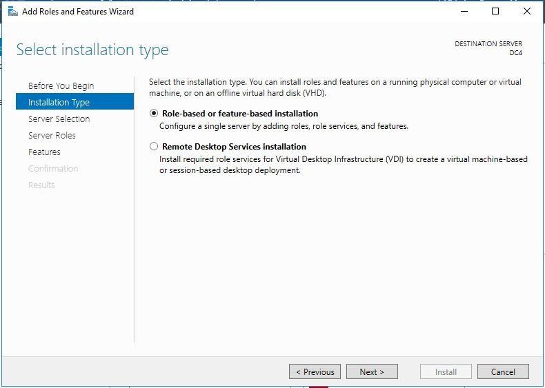 Migration eines Domain Controllers von 2012R2 auf 2016 - Teil 2 Windows Server 2016 3.jpg