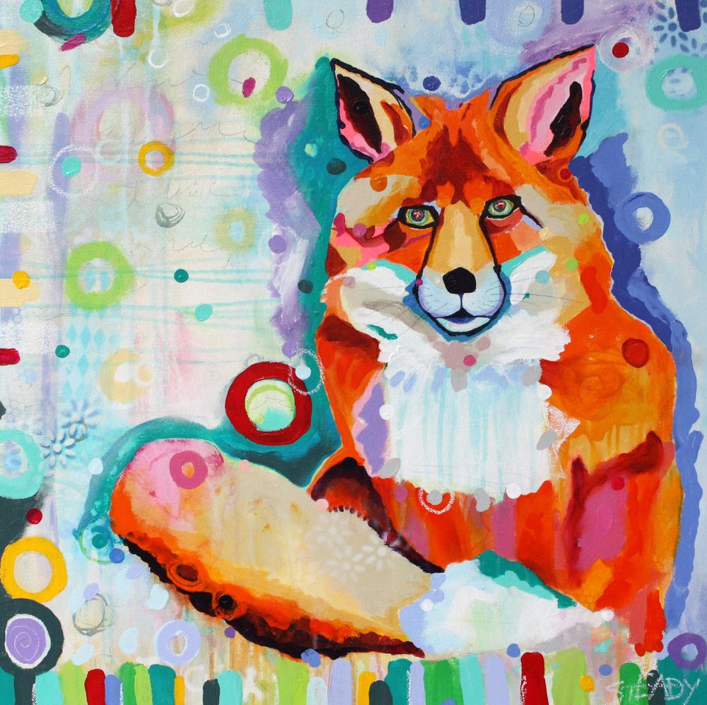 Foxy is the New Orange