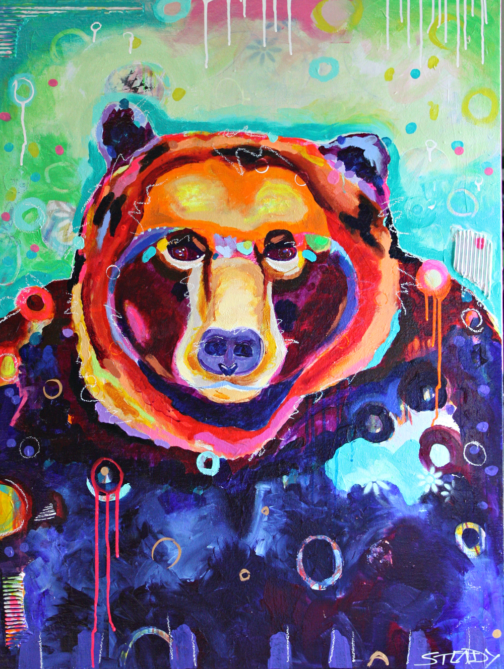 The Bear (SOLD)
