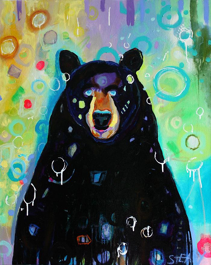 Addison's Bear