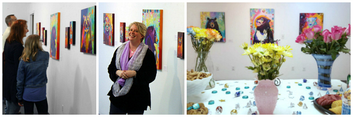 Alisa Steady, Swell Gallery May 13, 2016