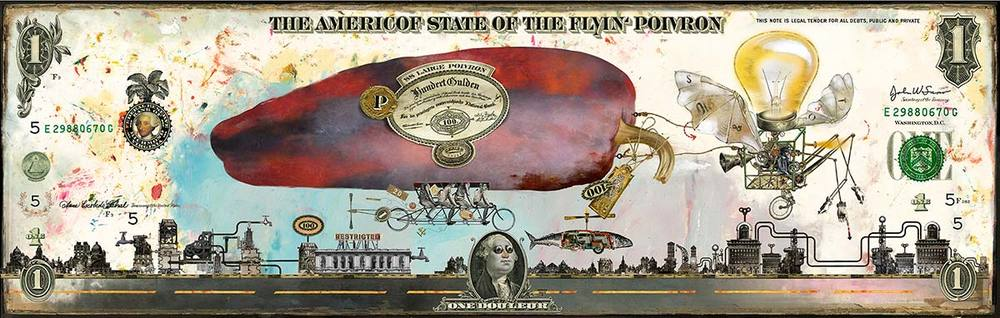 The Americof State of the Flyin' Poivron (plateau)