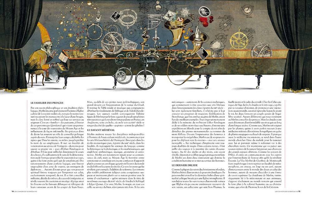 Les Cahiers de Science et vie
