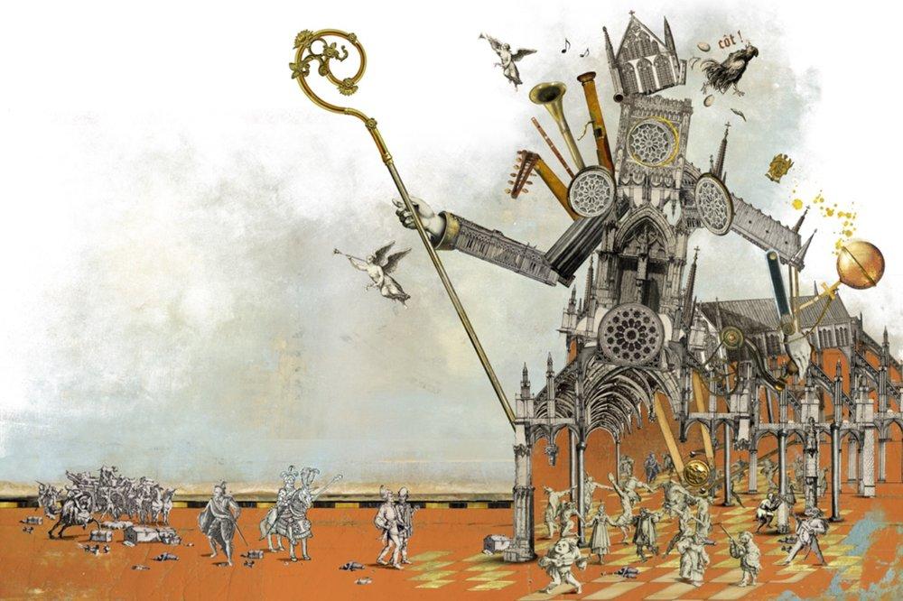 Les Cahier de Science et Vie - Les Cathédrales