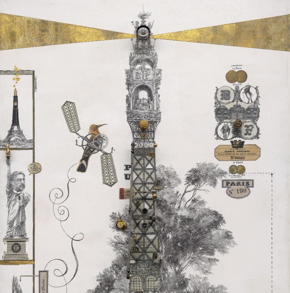Exposition universelle (détail)