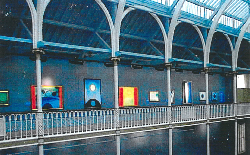 Reflections - Exhibition at National Museum of Scotland, Edinburgh. 1999