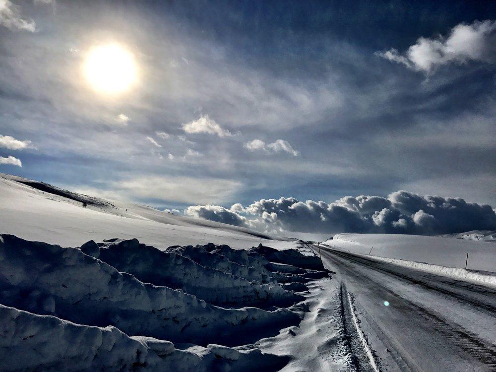 Finnmarksvidda våren 2017