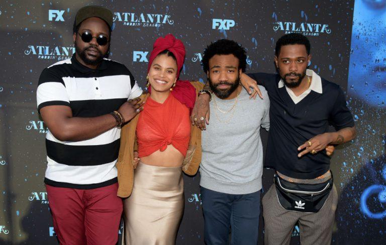 Atlanta cast