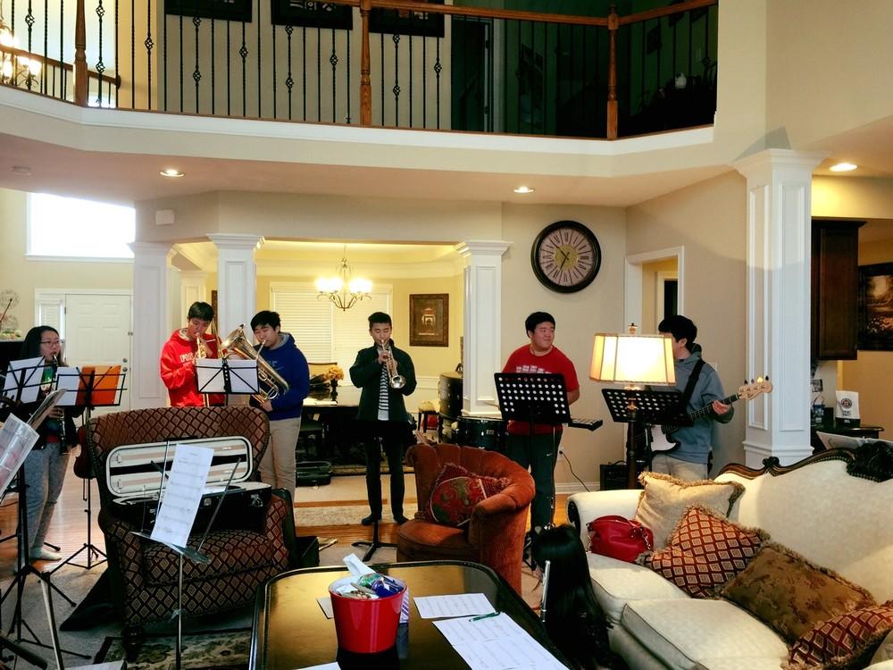 SOH 4 Rehearsal
