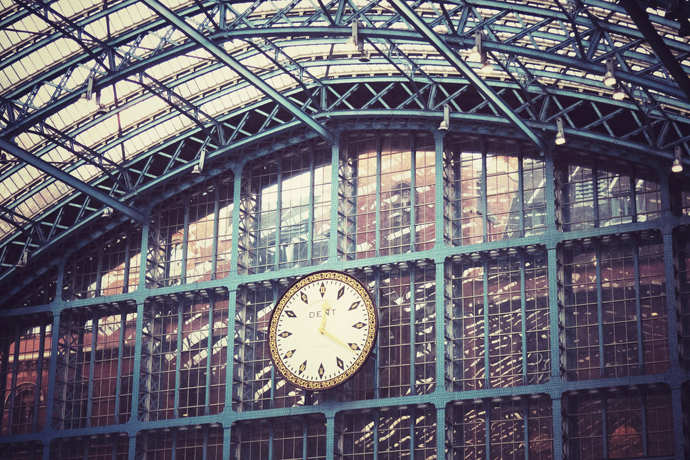 St Pancras, London, UK