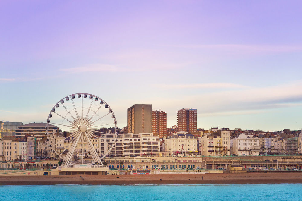Brighton Wheel, Brighton, East Sussex, England